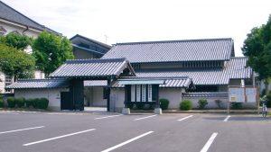 丸亀武道館概観